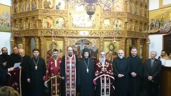 Întâlnirea preoţilor ortodocşi în Parohia din Milano Nord-Monza